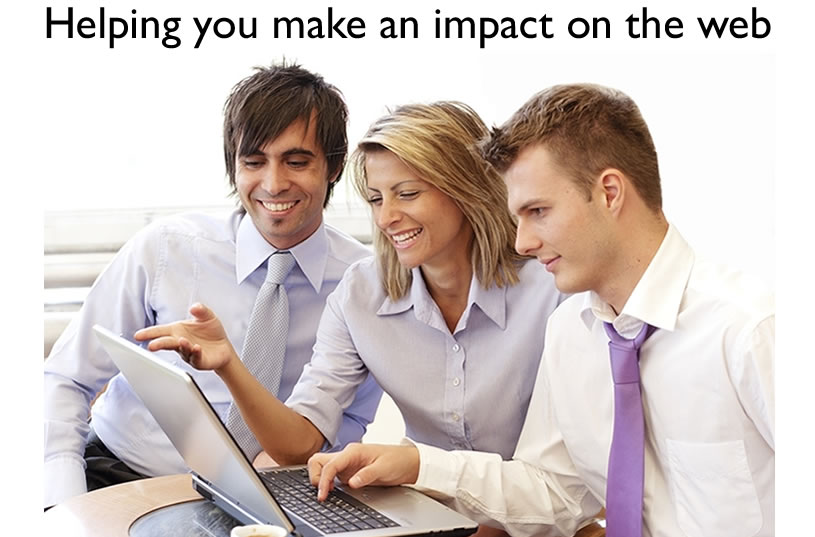 Helping you make an impact on the web
